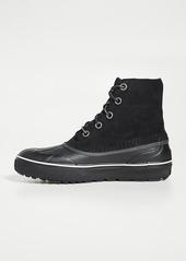 Sorel Cheyanne Metro Lace Up Waterproof Boots