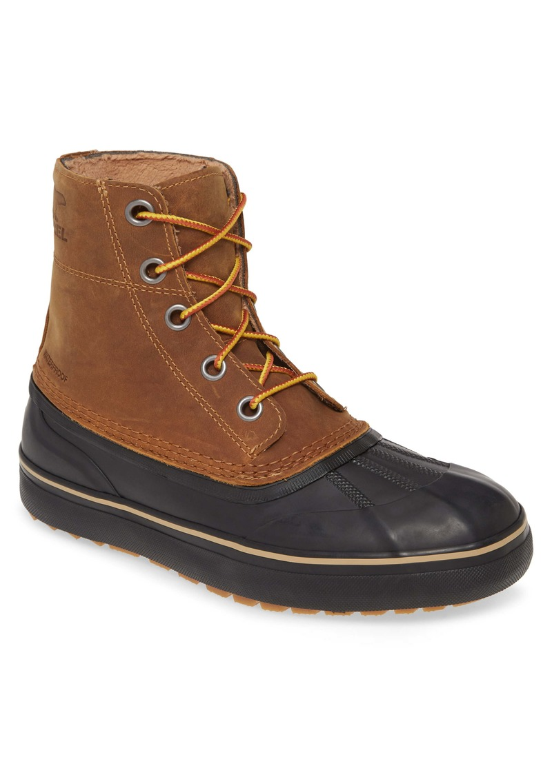 SOREL Cheyanne Metro Waterproof Duck Boot (Men)