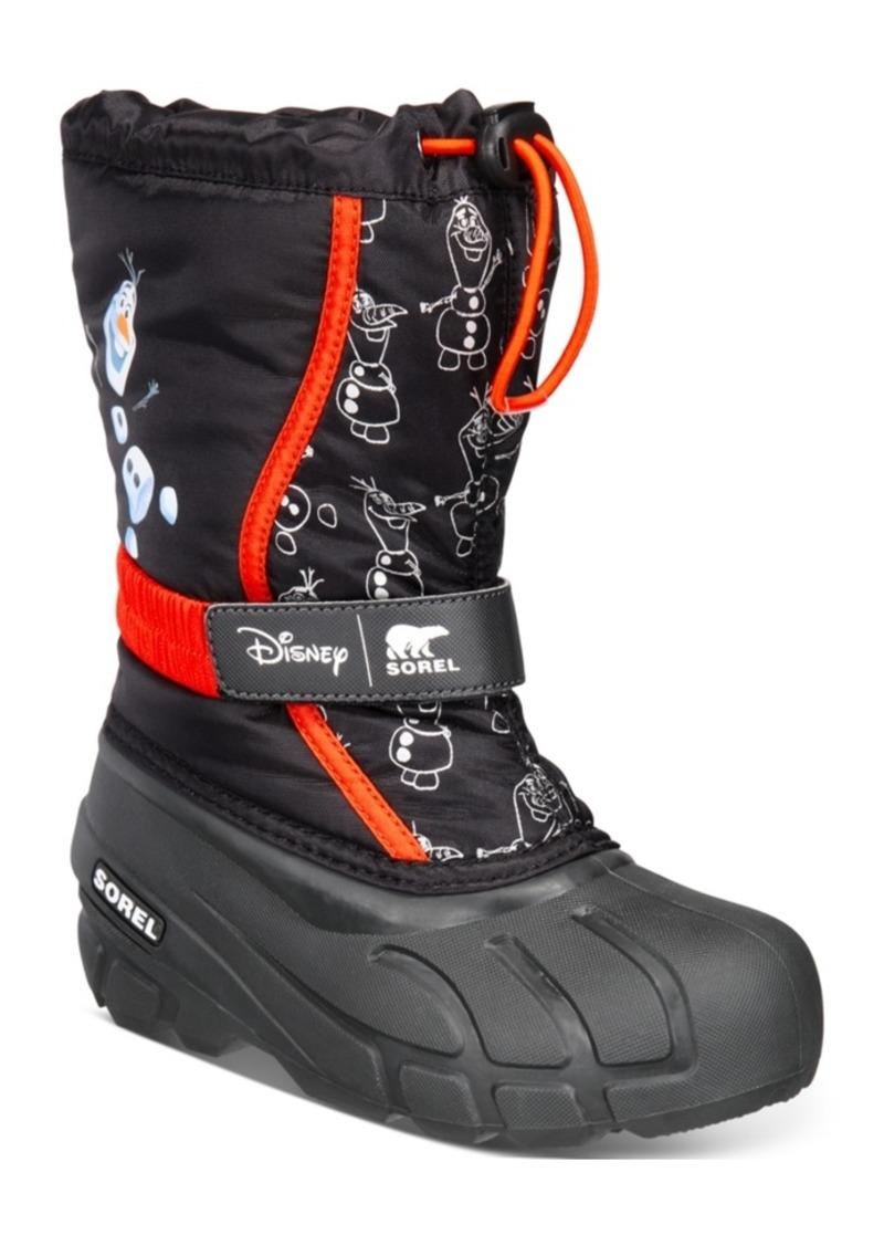 Sorel Disney x Sorel Little Boys Flurry Frozen 2 Boots Women's Shoes