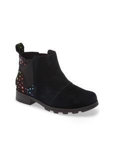 SOREL Emelie Waterproof Chelsea Boot (Little Kid & Big Kid)