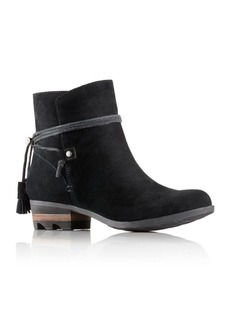 Sorel Farah Waterproof Suede Booties