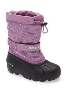 SOREL Flurry Weather Resistant Snow Boot (Toddler, Little Kid & Big Kid)