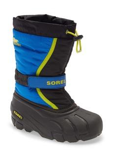 SOREL Flurry Weather Resistant Snow Boot (Walker, Toddler, Little Kid & Big Kid)