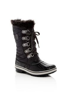 76ed7949dd11 Sorel Girls  Tofino II Waterproof Cold Weather Boots - Little Kid