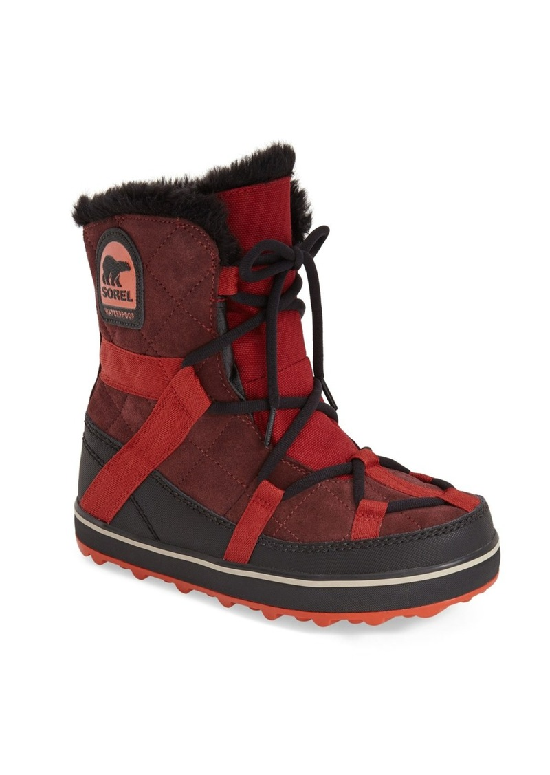 Sorel Sorel Glacy Explorer Short Boot Women Shoes