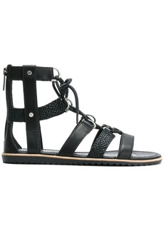 Sorel gladiator sandals - Black