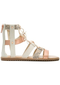 Sorel gladiator sandals - Metallic