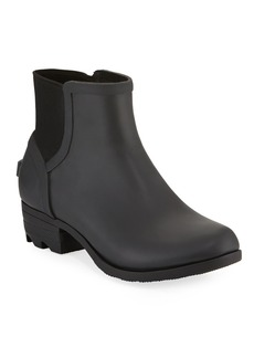 Sorel Janey Waterproof Rubber Chelsea Boots