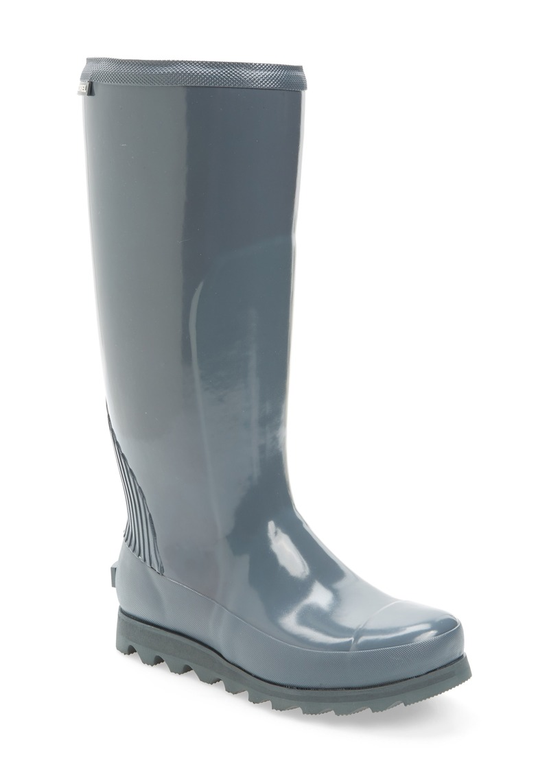sorel Joan Glossy Tall Rain Boots RZoEqxyV