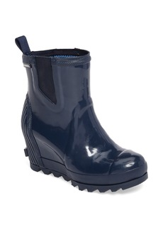 SOREL Joan Glossy Wedge Rain Boot (Women)