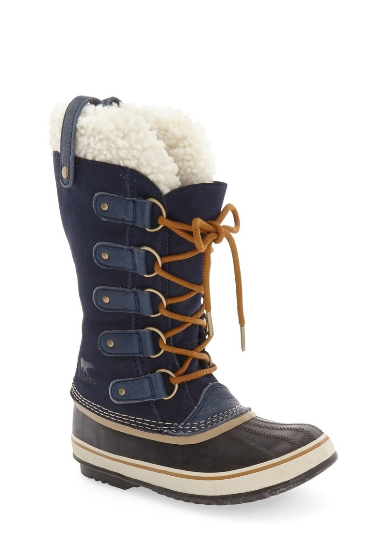7671a1d2850 SALE! Sorel SOREL Joan of Arctic Genuine Shearling Waterproof Boot ...