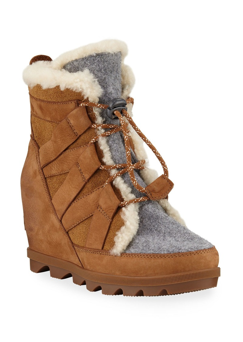 Sorel Joan of Arctic Wedge II Cozy Waterproof Boots