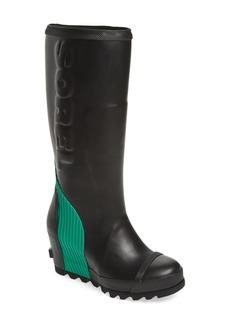 SOREL Joan Tall Wedge Rain Boot (women)