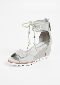 Sorel Joanie Ankle Lace Sandals