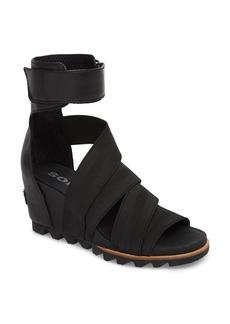 SOREL Joanie Gladiator II Cuff Wedge Sandal (Women)
