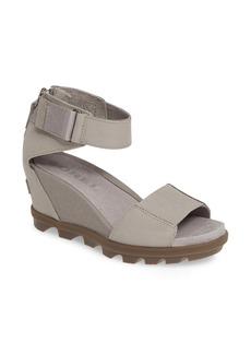 SOREL Joanie II Ankle Strap Wedge Sandal (Women)