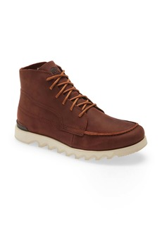 SOREL Kezar Moc Waterproof Boot (Men)