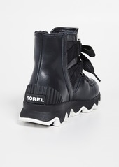 Sorel Kinetic Short Lace Up Booties