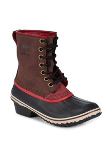 Sorel Lace-Up Mid-Calf Boots