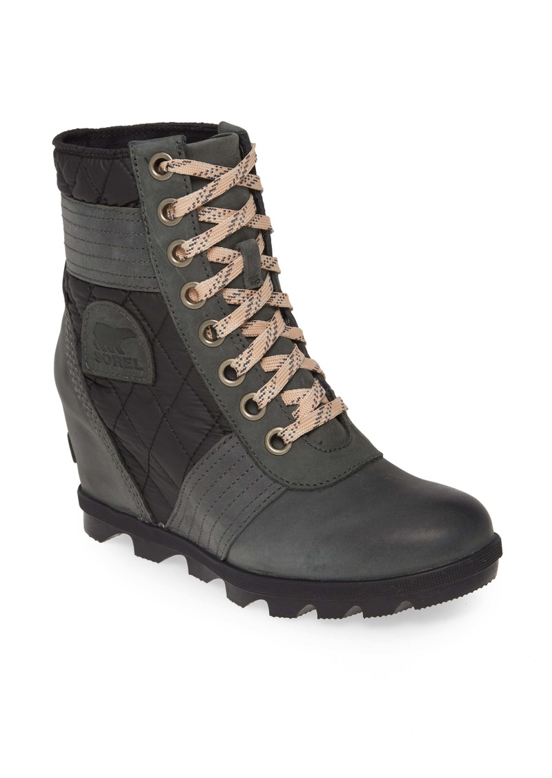 SOREL Lexie Wedge Waterproof Boot (Women)