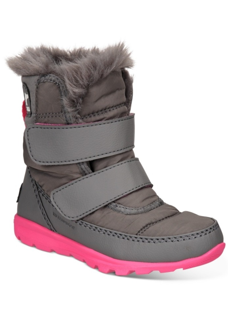 Sorel Little Girls Whitney Cold-Weather Boots Women's Shoes