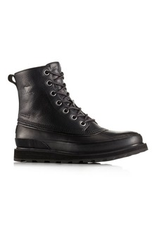 Sorel Madson Leather Ankle Boots