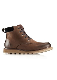 Sorel Madson Moc Toe Ankle Boots