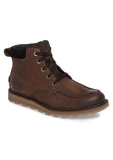 Sorel Madson Moc Toe Waterproof Boot (Men)