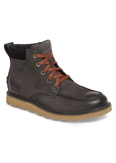 SOREL Madson Moc Toe Waterproof Boot (Men)