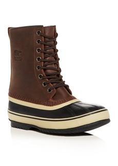 Sorel Men's 1964 Premium T Waterproof Leather Cold-Weather Boots