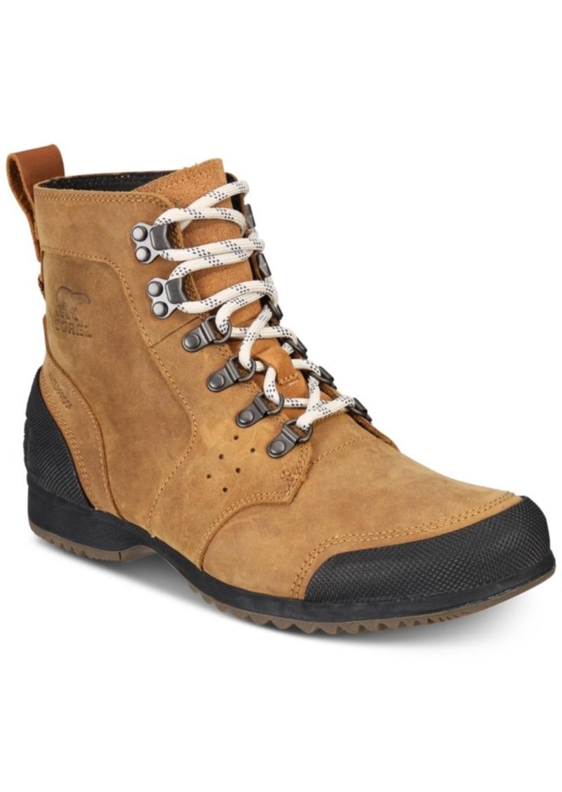 Sorel Men's Ankeny Waterproof Boots Men's Shoes