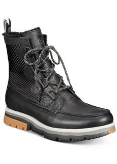 Sorel Men's Atlis Caribou Lux Waterproof Boots Men's Shoes