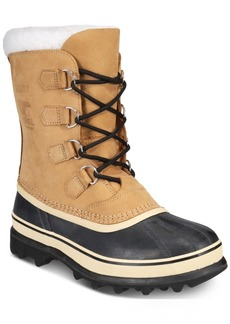 Sorel Men's Caribou Waterproof Boots Men's Shoes