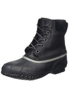 Sorel Men's Cheyanne II Snow Boot Black  D US