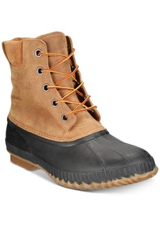 Sorel Men's Cheyanne Ii Waterproof Boots Men's Shoes