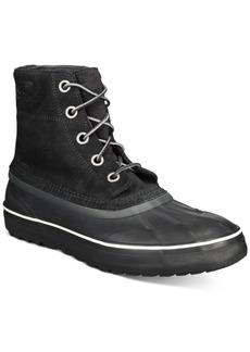 Sorel Men's Cheyanne Metro Lace-Up Boots Men's Shoes