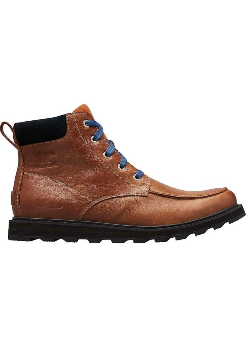 Sorel Men's Madson Moc Toe Waterproof Boot