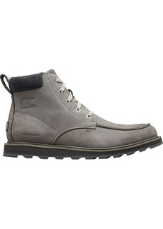 Sorel Men's Madson Moc Toe Waterproof Boot