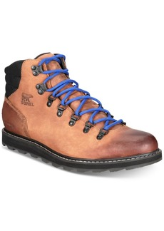 Sorel Men's Madson Waterproof Hiker Boots Men's Shoes