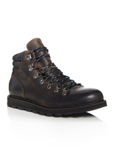 Sorel Men's Madson Waterproof Leather Hiker Boots