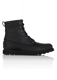 Sorel Men's Madson Waterproof Leather Hiker Boots