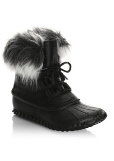 Sorel Out N About Leather & Faux-FurBoots