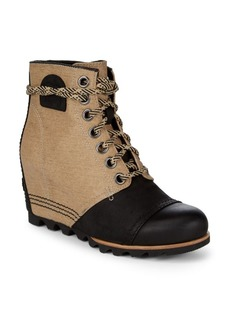 PDX Wedge Boots