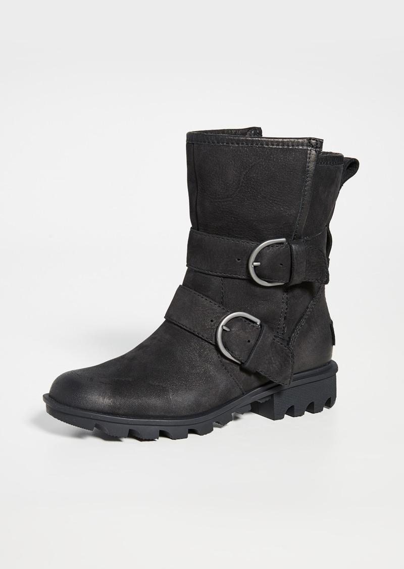 Sorel Phoenix Moto Boots