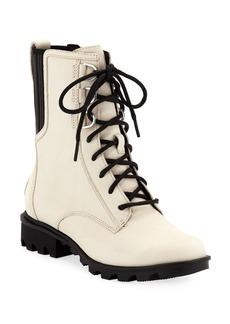 Sorel Phoenix Waterproof Nubuck Combat Boots