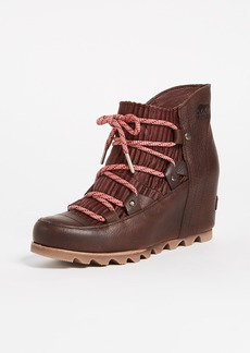 Sorel Sandy Wedge Booties