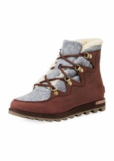 Sorel Sneak Chic Alpine Boots