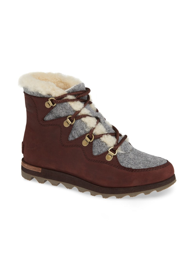 b998e73103d Sorel SOREL Sneakchic Alpine Holiday Waterproof Bootie (Women) | Shoes