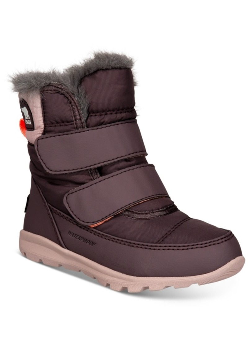 Sorel Toddler Girls Whitney Boots Women's Shoes