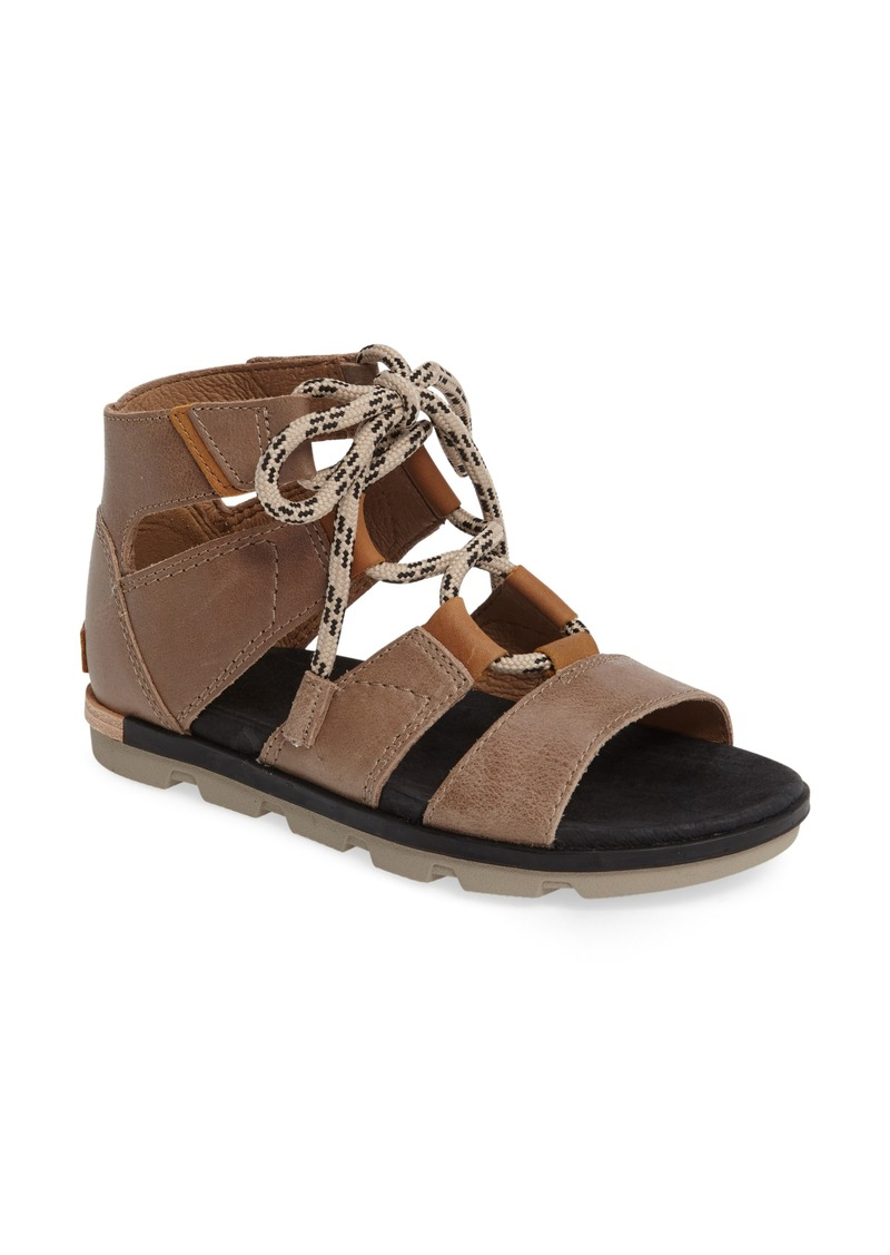 Sorel Sorel Torpeda Lace Up Sandal Women Shoes